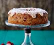 Spiced Raspberry Banana Cake (Paleo) | Tanya Zouev