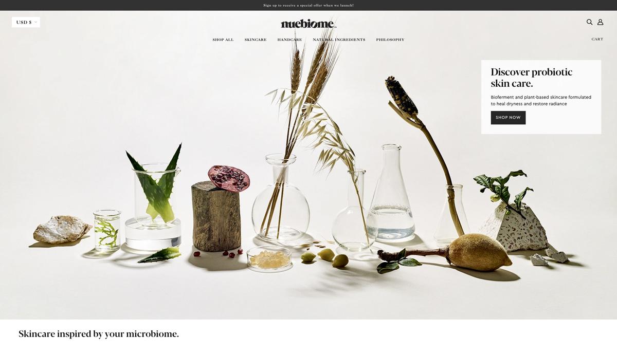 Skincare Photography, Photographer Sydney