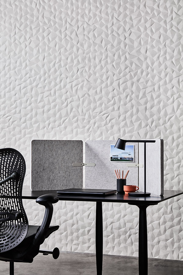 product textiles architectural interior fit out walls building